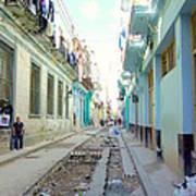 Habana Street Poster