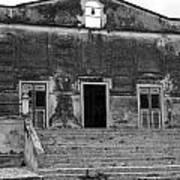 Hacienda Yaxcopoil Yucatan Mexico Poster