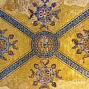 Hagia Sofia Interior 03 Poster