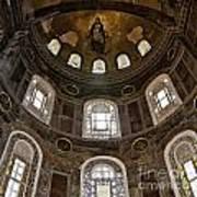 Hagia Sofia Interior 06 Poster