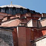 Hagia Sophia Angles 01 Poster
