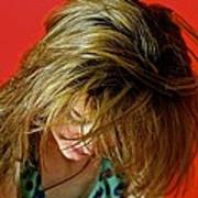 Hair Poster by Roberto Galli della Loggia
