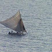 Haitain Fisherman Poster