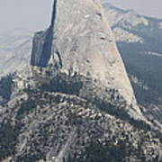 Half Dome Glacier Point Poster