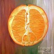 Half Orange Poster
