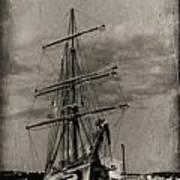 Halifax Harbour Poster