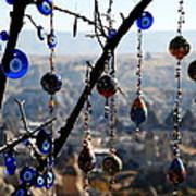 Handicrafts In Cappadocia Poster