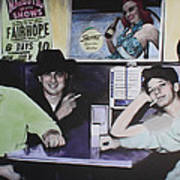 Hanging At The Diner 1949 Poster