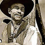 Hank Worden Publicity Photo Red River 1948-2008 Poster