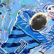 Hans Van Breukelen Ek 88 Poster