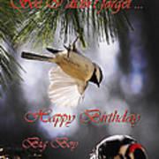 Happy Birthday Big Boy Poster