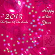 Happy Chinese New Year 2013  4 Poster