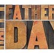 Happy Father Day Poster