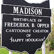 Happy Hooligan Poster