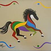 Happy Horse Poster