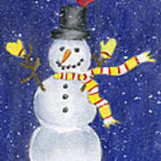 Happy Snow Poster
