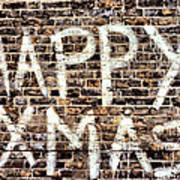 Happy Xmas Poster