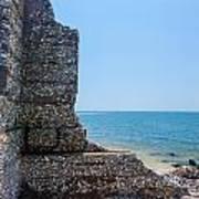 Harbor Island Ruins 1 Poster