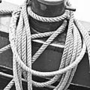 Harbour Rope Poster