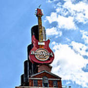 Hard Rock Cafe - Baltimore Poster