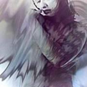 Harlequine Poster by Gun Legler