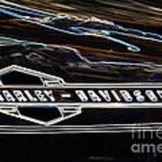 Harley Davidson 1 Poster