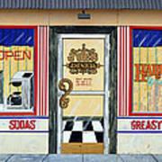Harley Davidson Cafe Poster