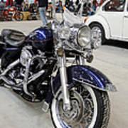 Harley Davidson Detail Poster