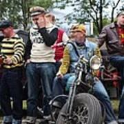 Harley Gang Poster