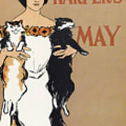 Harper's, 1897 Poster
