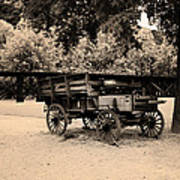 Harpers Ferry Wagon Poster