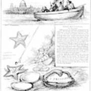 Harper's Weekly, 1881 Poster