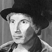 Harpo Marx Poster by Peggy Dreher