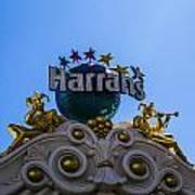 Harrahs Poster