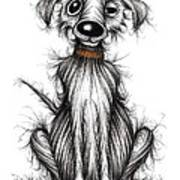 Harry The Dog Poster