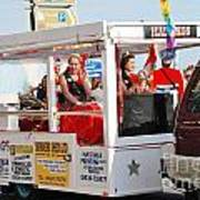 Hastings Carnival Queen Poster