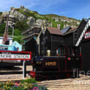 Hastings Miniature Railway  Poster
