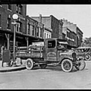 Hatcher Boaze Truck. Poster