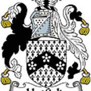 Hatfield Coat Of Arms Irish Poster