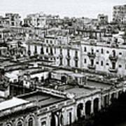 Havana City Poster