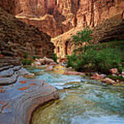 Havasu Creek Poster