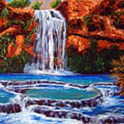 Havasu Falls Cheryln1955@gmail.com Poster