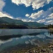 Haviland Lake Poster