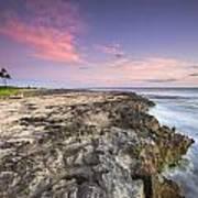 Hawaiian Edge Poster
