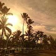 Hawaiian Landscape 7 Poster