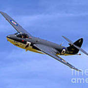 Hawker Sea Hawk Fga6 Poster