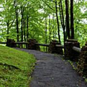 Hawk's Nest Path Poster