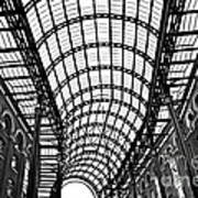 Hay's Galleria Roof Poster
