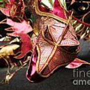 Head Of A Dragon At Leeds Carnival Poster