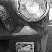 Headlight Of The Past Poster